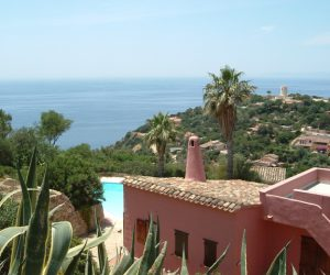 Protected: Exclusive detached villa with sea views, pool